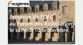 Forum des Associations de Fougères